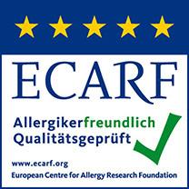 ECARF Zertifiziert